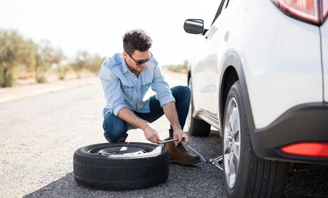 How to prevent someone Slashing Tire