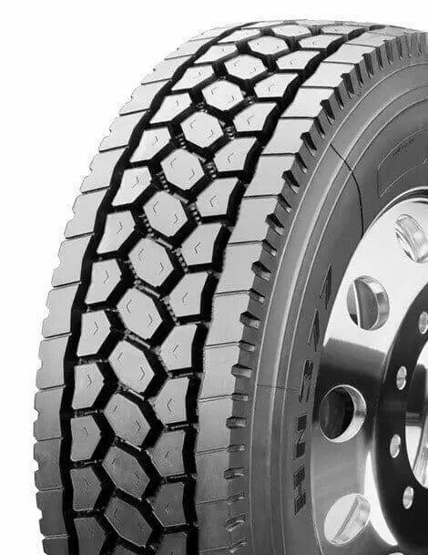 Aeolus HN377 ULTRA 14PR Tire, 295/75R22.5