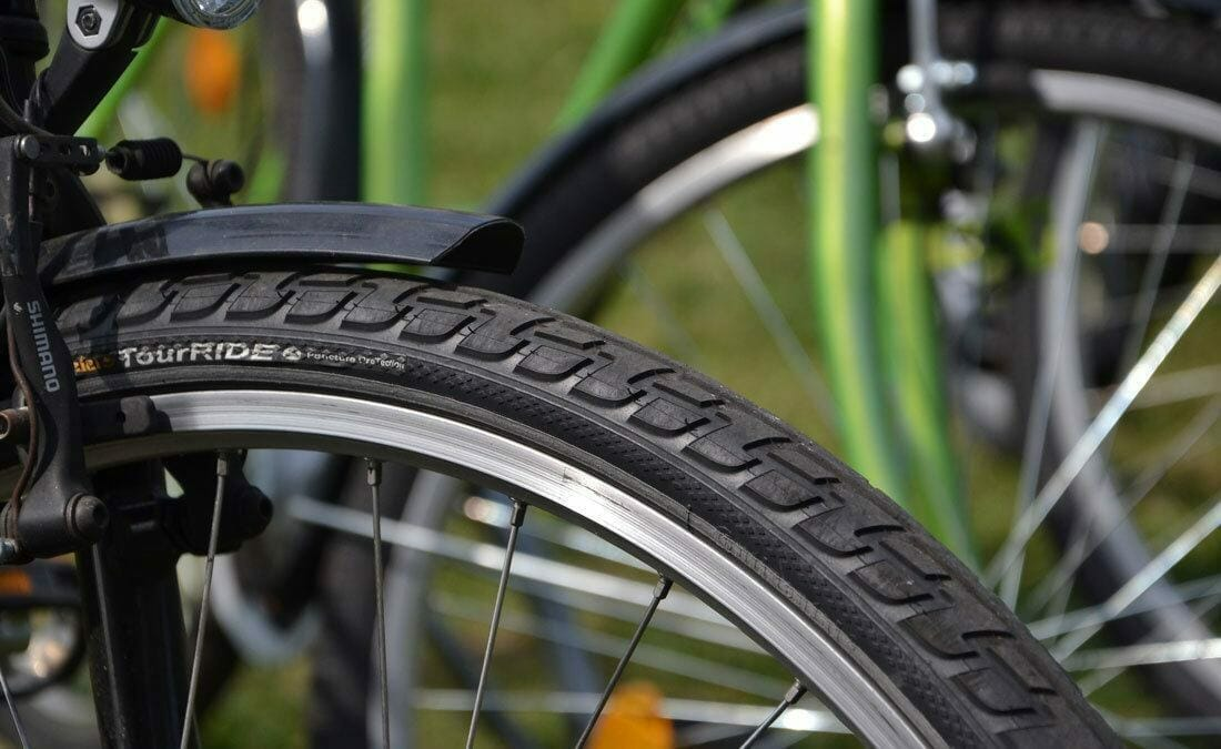 Design Features of Raleigh Tires