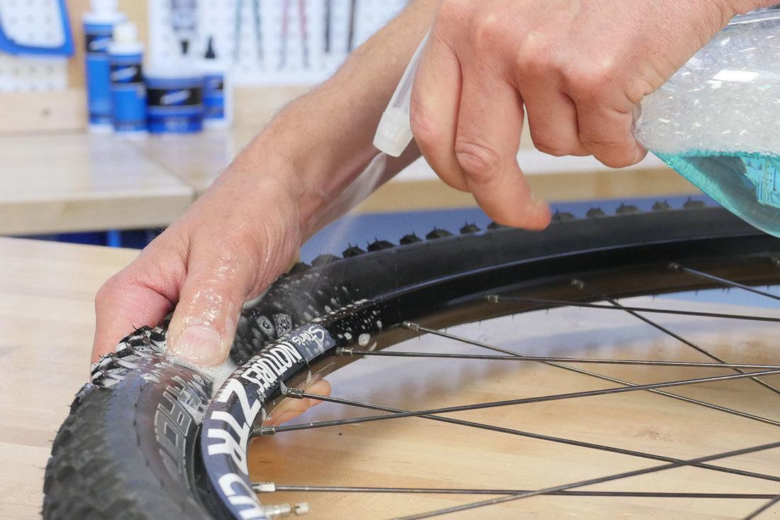 Step by Step Process- How to Repair Sidewall Damage to Tires